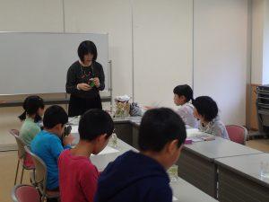 神石子ども教室